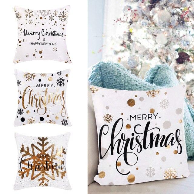 Christmas Pillow Case 3