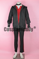 Mystic Messenger Unknown Saeran Choi Ray Outfit Game Cosplay Costume F006