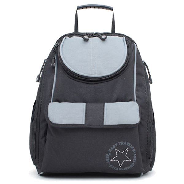 LCLL-insular Fashion Baby Diaper Bag Backpack Multifunctional Changing Bag