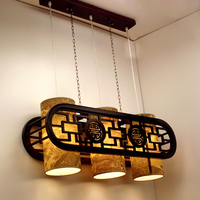 EMS FREE SHIPPING Chinese Style Classical Lamps Restaurant Lamp Pendant Lights Sheepskin Lamp Bar Pendant Lamps