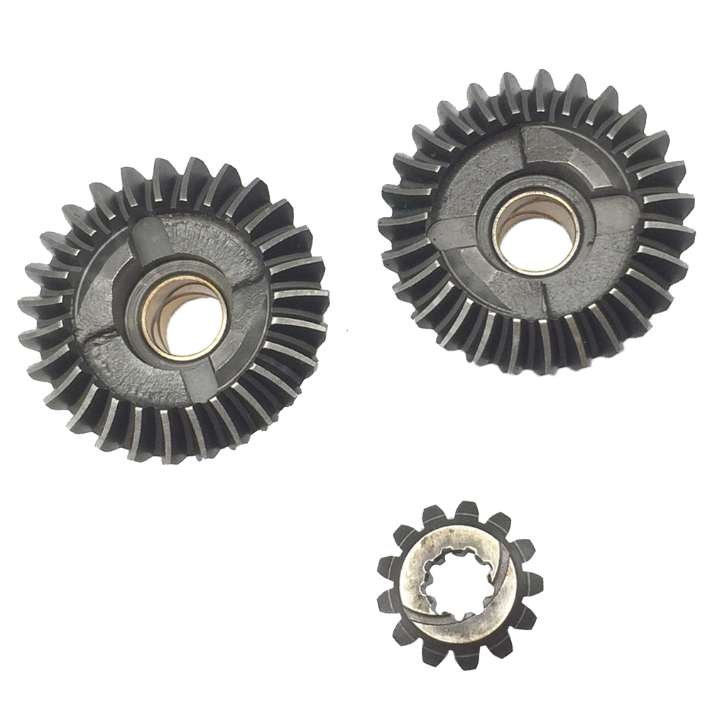 3pcs/set Forward Gear Pinion Gear Reverse Gear Kit Parts Accessory for Yamaha 15HP 9.9HP Outboard