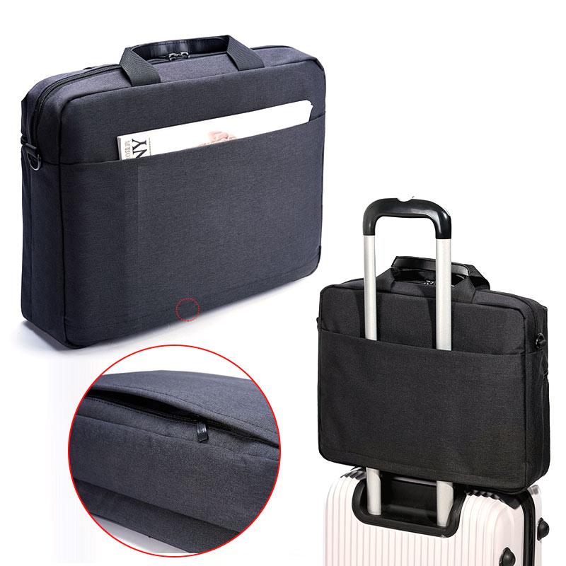 KALIDI noutbuk çantası 15.6 düymlük Kompüter çiyin çantası - Noutbuklar üçün aksesuarlar - Fotoqrafiya 5