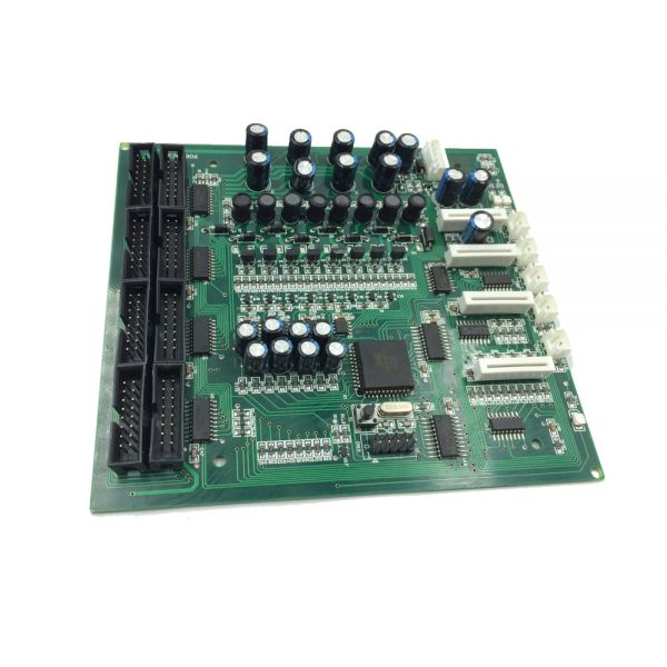Infiniti / Challenger FY-6180 / FY-3308C Printhead Board infiniti printer spare parts fy 3286t printhead converting board