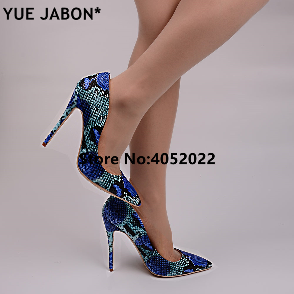 Veowalk-Snake-Printing-Leather-Women-Super-High-Heels-Sexy-Ladies-Pointed-Toe-Stiletto-Pumps-Slip-on (1)