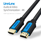 Unnlink HDMI Cable 4K*2K HDMI 2.0 60Hz UHD 1M 2M 3M 5M 10M 50m HDMI Cabo For HD Apple TV Laptop Projector Computer Home Theater