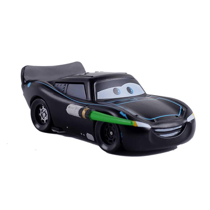 Disney Racers Star Wars Mater As Darth Vader Metal Toys Model Car 1:55 Loose