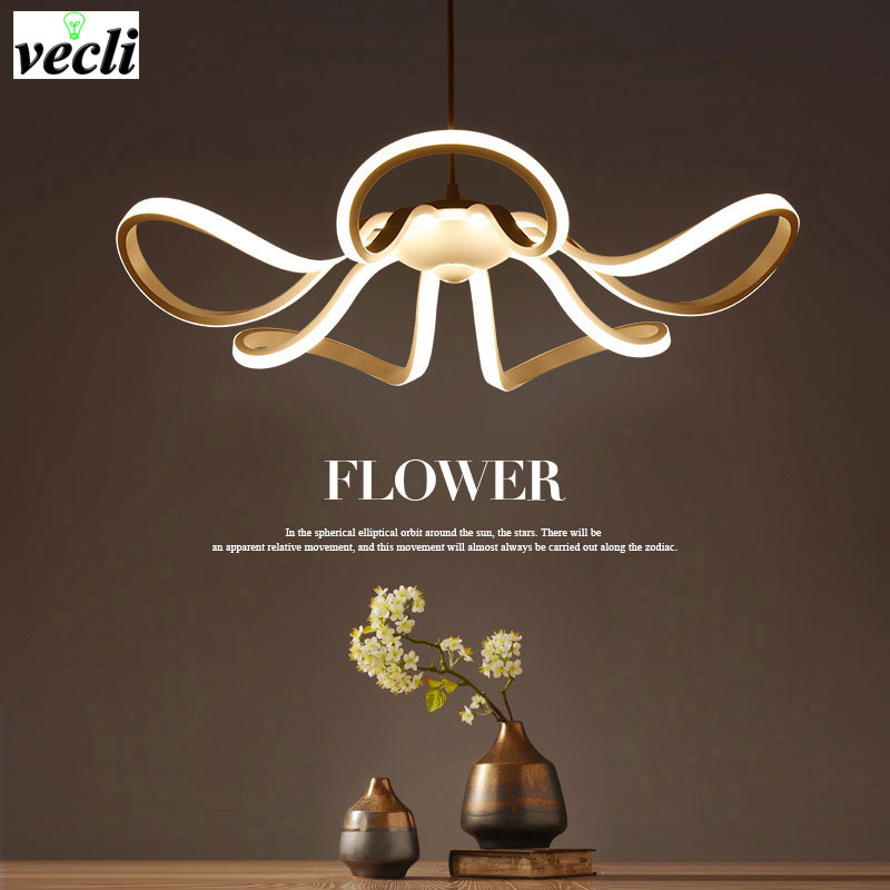 Led Modern Chandelier Lighting Novelty Lustre Lamp for Bedroom Living Room luminaria Indoor Light Chandeliers novelty magnetic floating lighting bulb night light wood color base led lamp home decoration for living room bedroom desk lamp
