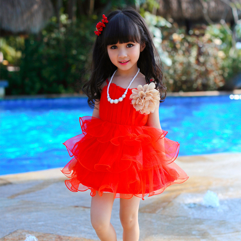 Online Get Cheap Yellow Party Dress for Baby Girl -Aliexpress.com ...