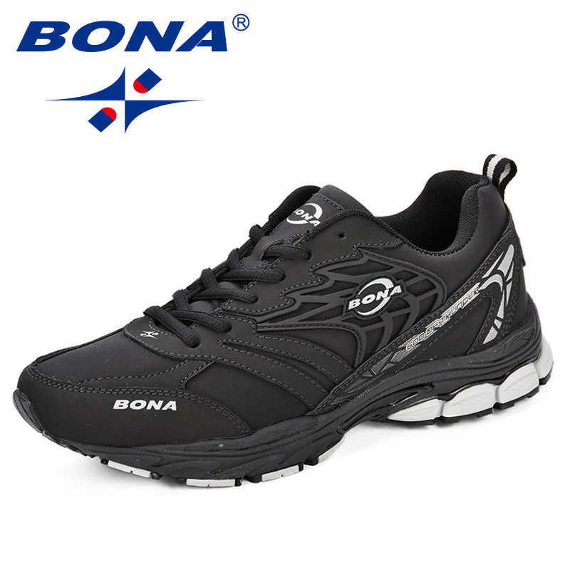 BONA Sneaker Men 2018 New Designer