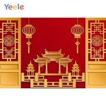 Yeele Chinese Elements Scene Wall Wedding Screen Photography Backgrounds Personalized Photographic Backdrops For Photo Studio