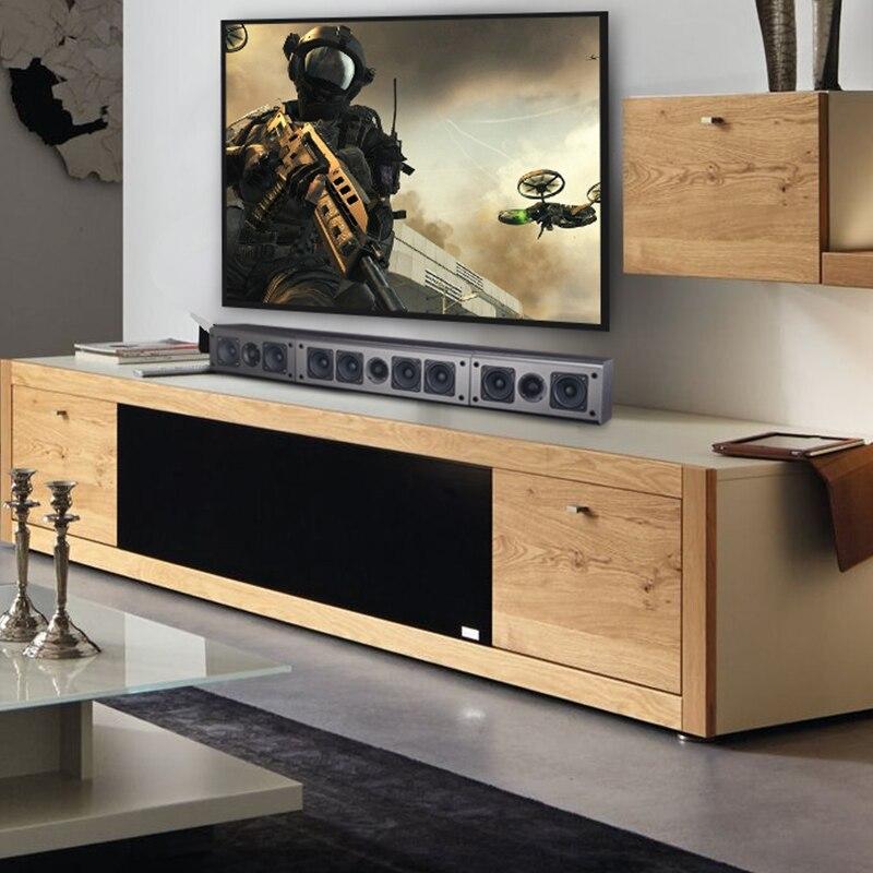 CAV SP950CS High-end Home Theater 3.0  Wooden Passive Speaker Music Center Surround Sound System Soundbar TV 3pcs/set 2