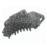 Heator Blower Fan Motor Resistor Regulator 2108206110 2108211551 For Mercedes Benz W210 E430 E320 E55 AMG 1998 2003