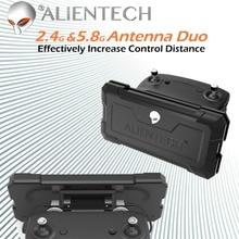 ALIENTECH 3 النسخة القياسية هوائي إشارة الداعم المدى موسع ل DJI Mavic 2 برو/الهواء/فانتوم 4/إلهام/M600/Mg 1s