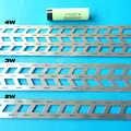 1キログラムリチウムバッテリー純ニッケルストリップ、2ワット3ワット4ワット用18650バッテリーパック、携帯間隔18.5ミリメートル、w-タイプニッケルバスバー