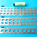 Tira de níquel puro de la batería de litio de 1 KG, 2 W 3 W 4 W para el paquete de la batería 18650, espaciado de celda 18,5mm, barra de níquel tipo W