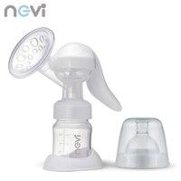 Ncvi New Large Suction Manual Breast Pump Baby Feeding PP Material BPA Free Manual Breast Pumps