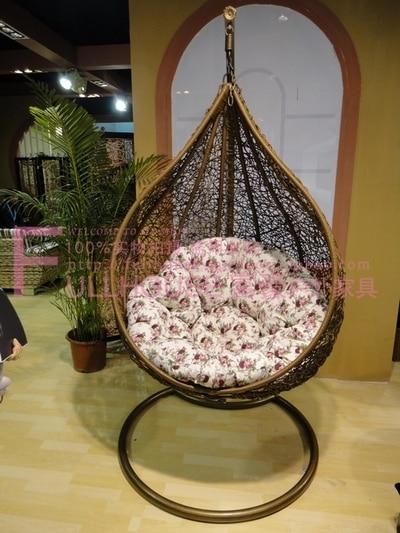 balan oire bascule fauteuil suspendu fauteuil suspendu panier balcon chaise de loisirs swing. Black Bedroom Furniture Sets. Home Design Ideas