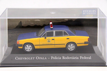 IXO Altaya 1:43 Scale Chevrolet Opala Policia Rodoviaria Federal Toys Car Diecast Models Limited Edition Collection premium x resin 1 43 volvo 144s 1967 black prd245 models car limited edition auto collection