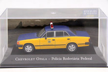 IXO Altaya 1:43 Scale Chevrolet Opala Policia Rodoviaria Federal Toys Car Diecast Models Limited Edition Collection(China)