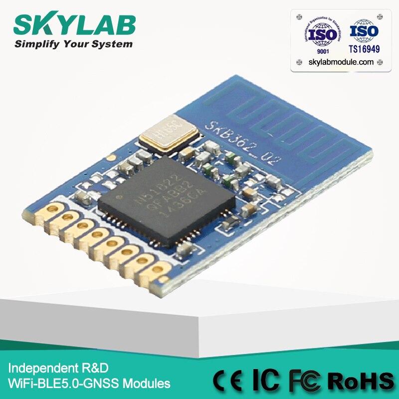 SKYLAB Hot Selling Low Energy Ibeacon Module SKB362 nRF51822 Chip Bluetooth Beacon Model