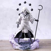 Naruto Shippuden Uchiha Madara Jinchuriki Form Ver. PVC Figure Toy Collection Model Statue