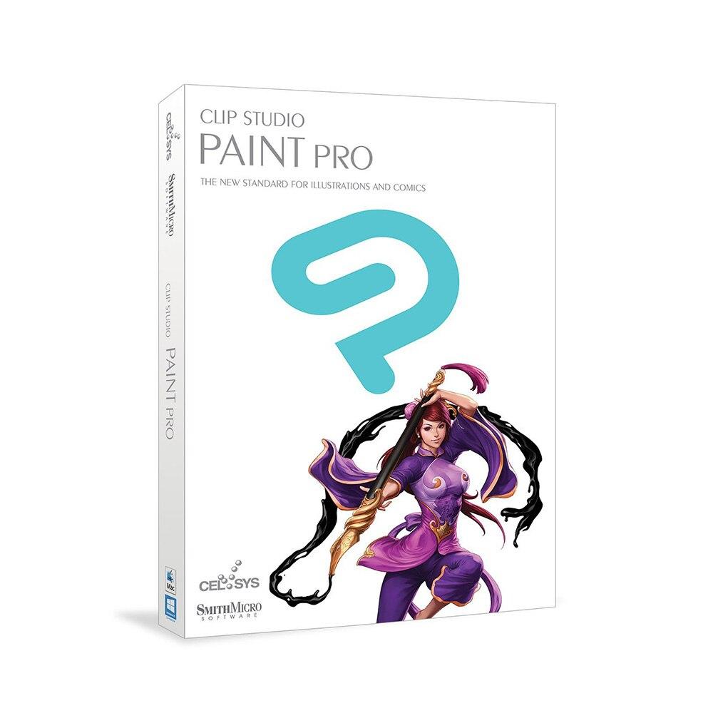 Clip Studio Paint Pro Manga Studio Paint Draw Software