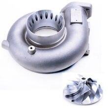 Комплект компрессора kinugawa Turbo 3,25 «Анти Всплеск w/Литые диски для Mitsubishi 4G63T EVO9 25G