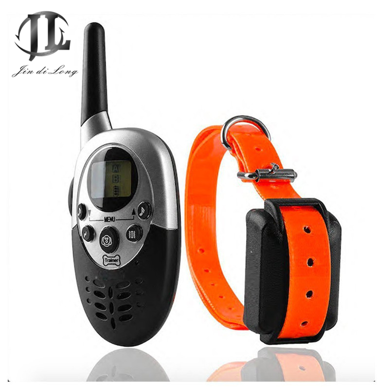 Portable No Harm Pet Dog Ultrasonic Aggressive Dog Stop Barking Remote Control Training Device Rechargeable