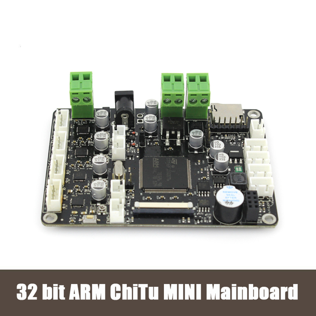 3D Printer Motherboard ARM chip STM32 Mini V5.1 Single Extrusion Motherboard 3D0111 for Ultimaker Hbot CoreXY Delta and Kossel