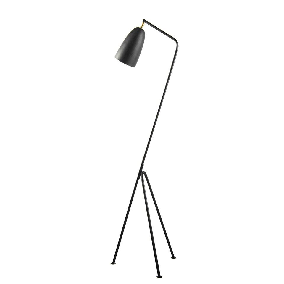 Stehend Lampen Für Wohnzimmer Lesen Beleuchtung Freies Verschiffen Um Zu Helfen Fettiges Essen Zu Verdauen WunderschöNen Moderne Minimalistischen Industriellen Boden Lampe