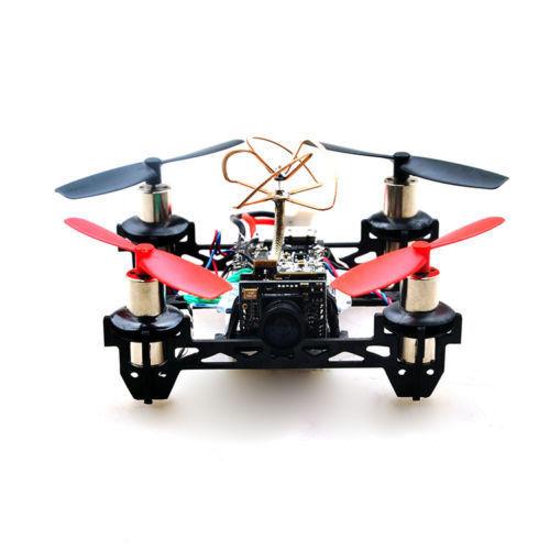 Tiny QX80 Quadcopter with F3 Brush Flight Control Camera Telemetry Set for FPV quadcopter