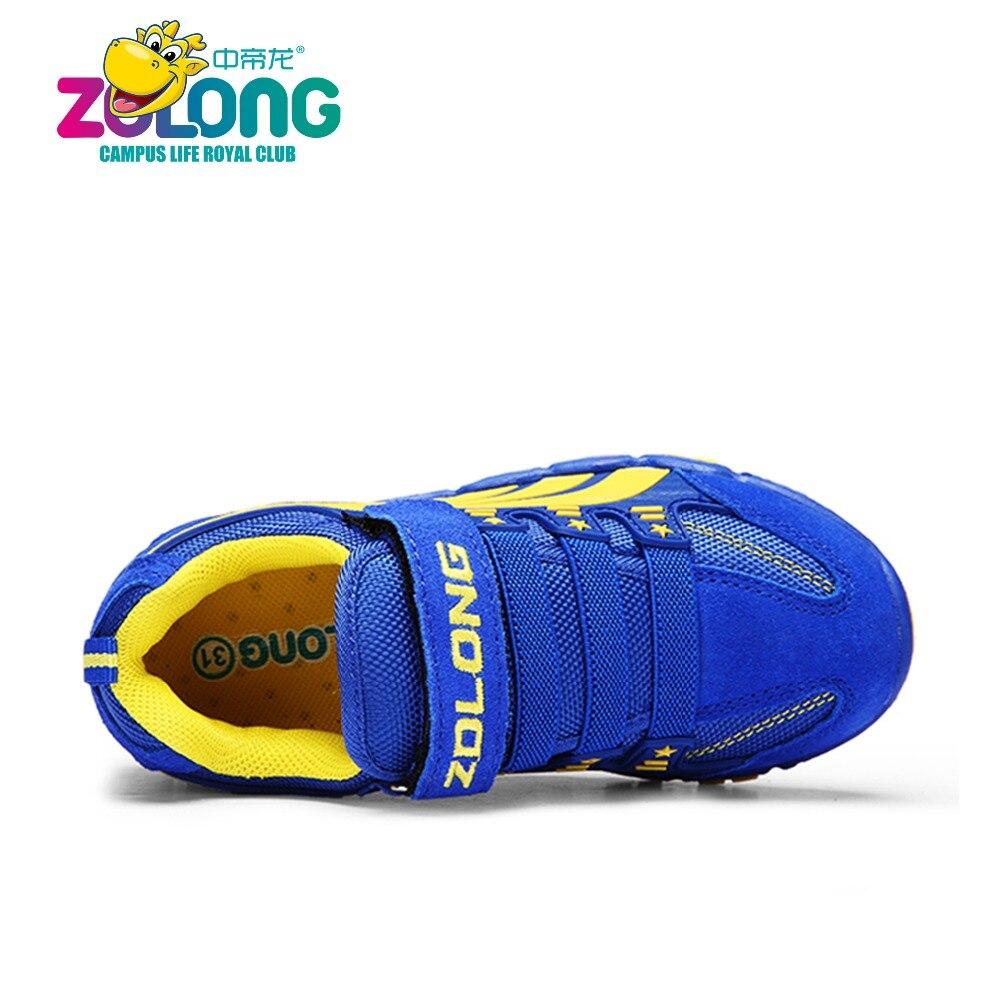 Dziecięce buty sportowe oddychające buty do biegania Szkoła - Obuwie dziecięce - Zdjęcie 3