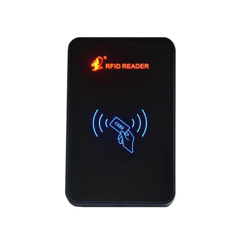 Brand New WG26 Weigand 26 Readers 125 KHZ RFID EM4100 Card Tag Reader Access Control Free Shipment With Track Number outdoor mf 13 56mhz weigand 26 door access control rfid card reader with two led lights