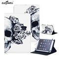 Универсальный 7 дюймов Tablet Case для Samsung Tab для Lenovo для Kindle огонь 7 дюймов ПК ИСКУССТВЕННАЯ Кожа Стенд Cover Case Рисунком Кожи