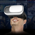 Google caixa de papelão vr ii versão 2.0 vr realidade virtual óculos 3d ferramentas de venda quente e qualidade hiah