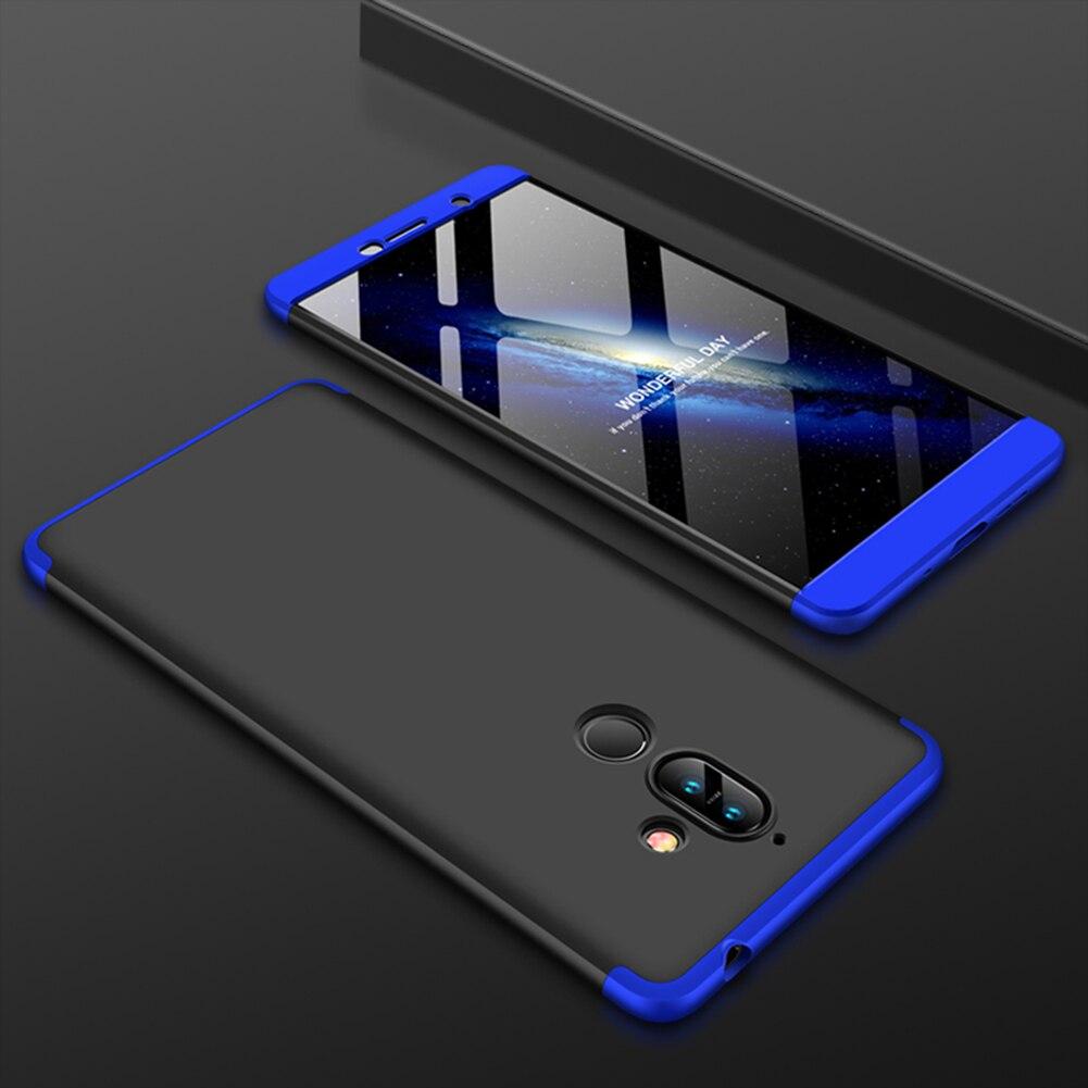 MAYROUND для Nokia 7 Plus Гибридный съемный ударопрочный полный покрытие защитной телефона чехлы Сумки для Nokia 6 2018