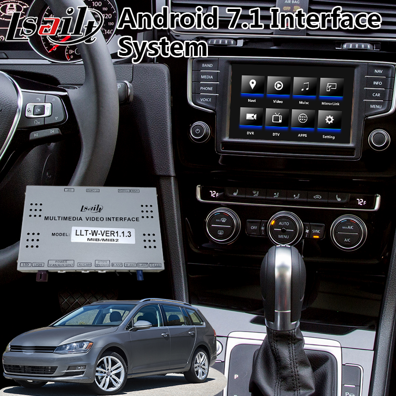 Android 7 1 Video Interface For Volkswagen Golf 7 Seat