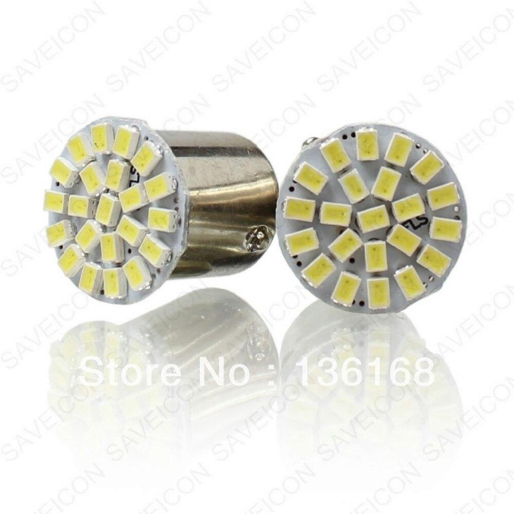 ⃝Lampada 1156 1 Polo 22 LED P/re-placa Celta e corsa - a466