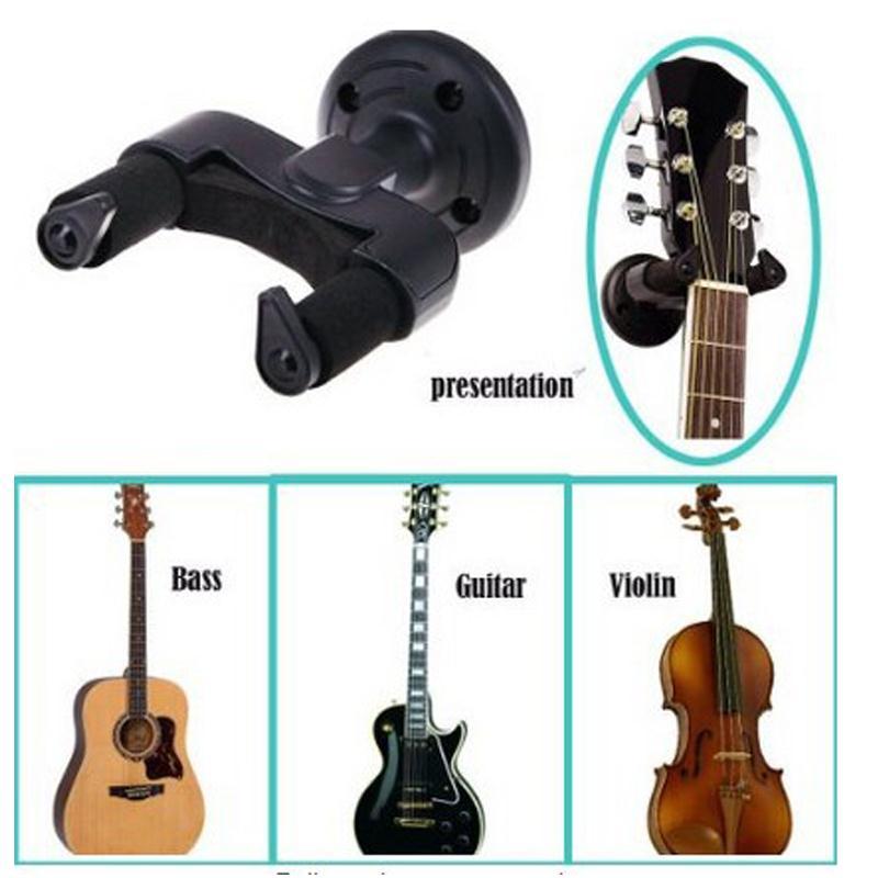 2017 Useful Instrument Guitar Holder Hook Kitchen Storage Organizer Violin  Bass Storage Rack Wall Mount Hanger Music Tool  In Storage Holders U0026 Racks  From ...