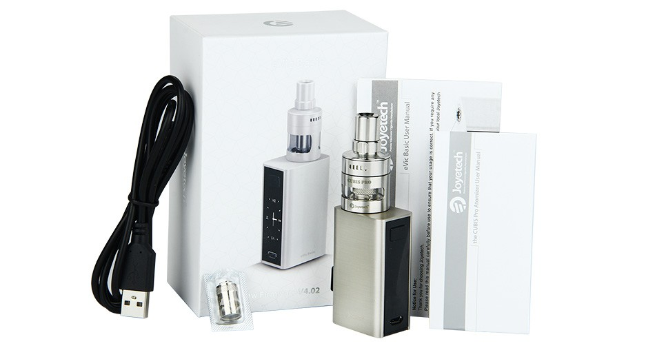 Joyetech eVic Basic with CUBIS PRO Mini Kit - 1500mAh2