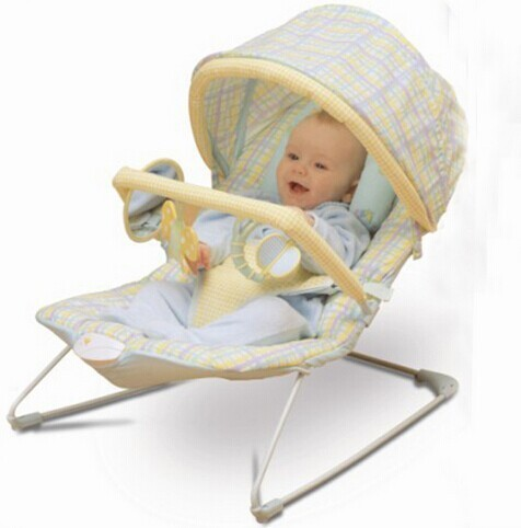 2016 бесплатная доставка музыкальный детский стульчик комфорт и гармония ребенка вышибала качели Cradling реклайнер автоматический качалка горячая распродажа