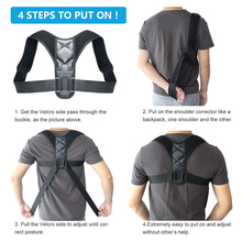 Health Care – Medical Clavicle Posture Corrector – Adult Children Back Support Belt Corset – Orthopedic Brace Shoulder Correct