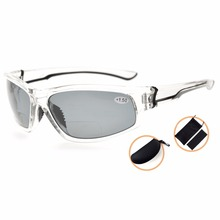 TH6199 Bifocal Eyekepper Sports Bifocal Reading Glasses TR90 Unbreakable Sunglasses +1.0/+1.5/+2.0/+2.5/+3.0