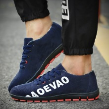 Men Casual Shoes canvas Lightweight Breathable Comfortable Spring/Autumn Flats Footwear Man Sneakers Chaussure human race