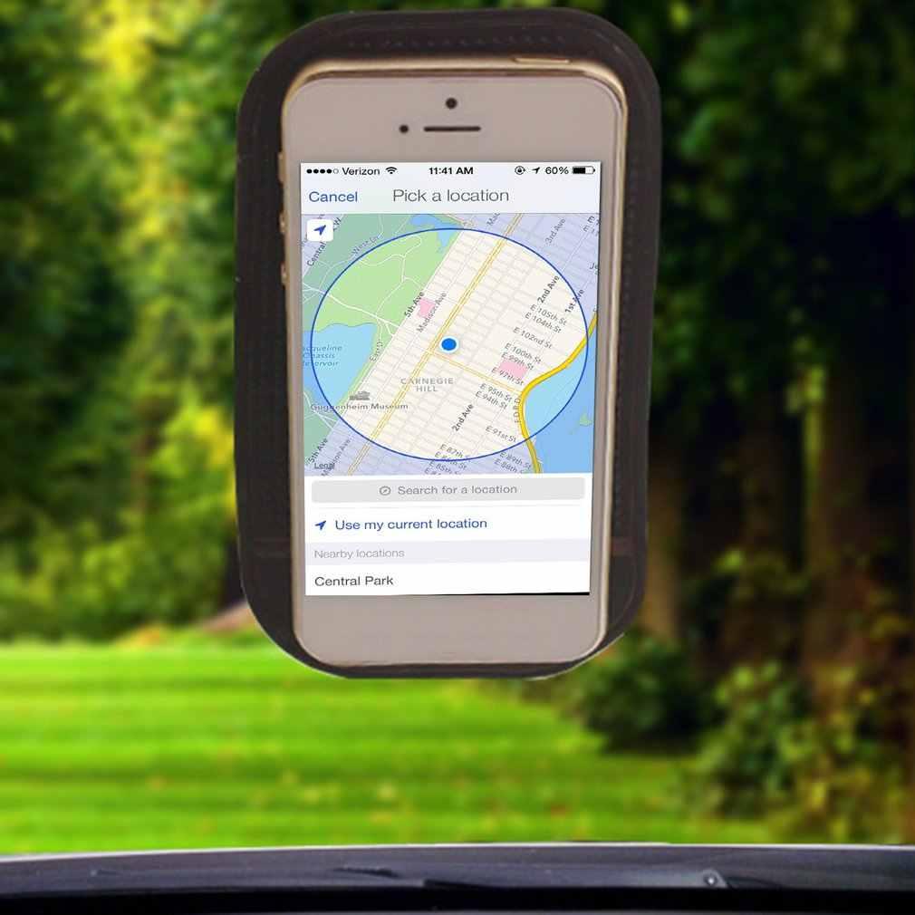 Anti-Slip Mobil Dash Lengket Gel Pad Non-Slip Universal Mount Pemegang Mat Mudah Dicuci Silikon Gel Pad Mobil aksesoris