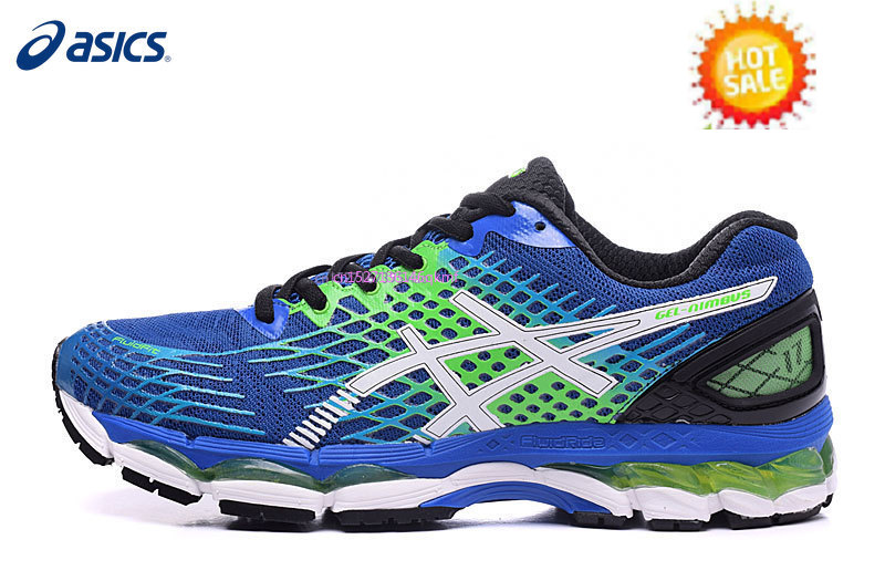 the latest ab42a 264b1 US $50.74 6% OFF|Aliexpress.com : Buy 2019 Official ASICS GEL NIMBUS 17 Men  Sneakers Stability Running Shoes Sports Shoes Sneakers Outdoor Athletic ...