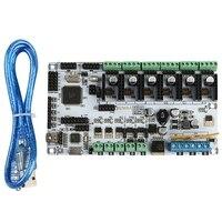 Placa de controle da impressora de rumba 3d com cabo usb para a impressora 3d|Peças e acessórios em 3D| |  -