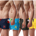 2016 Summer New Style Brand Clothing Shorts Men Casual Shorts Knee-Length Compression  Clothing High Waist Board Short