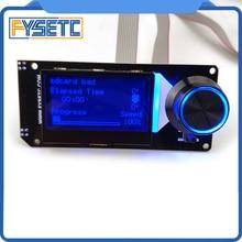 유형 B 미니 12864 디스플레이 MINI12864 V2.1 LCD 화면 RGB 백라이트 화이트 지원 말린 DIY SKR 3D 프린터 부품에 대 한 SD 카드