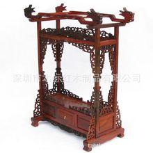 Shenzhen handmade wooden base wood pedestal base
